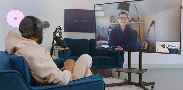 Vaionex's Robin Kohze talks challenges of building on Bitcoin on Bitstocks podcast