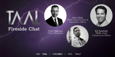 为什么选择BSV:TAAL团队在炉边谈话中讨论新兴的交易经济