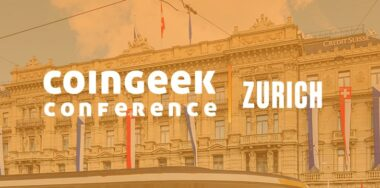 Upcoming CoinGeek Zurich to 'ignite power of data' with Bitcoin SV