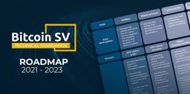 Bitcoin SV Technical Standards Committee sets out roadmap for 2021-23