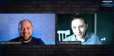 """《CoinGeek每周直播》第13集:Castr将音频放在具有""""无限""""盈利潜力的链上"""