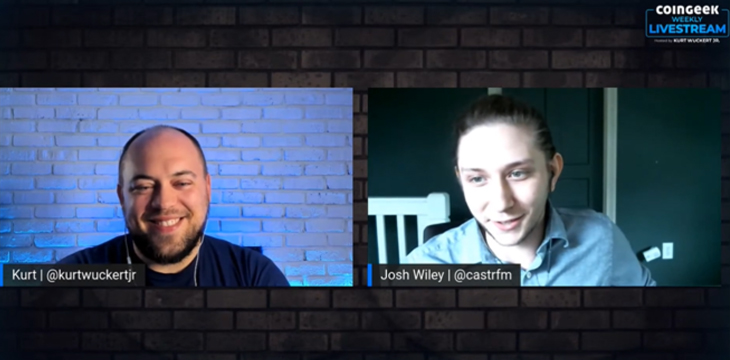 CoinGeek Weekly Livestream episode 13: Castr puts audio on-chain with 'infinite' earning potential