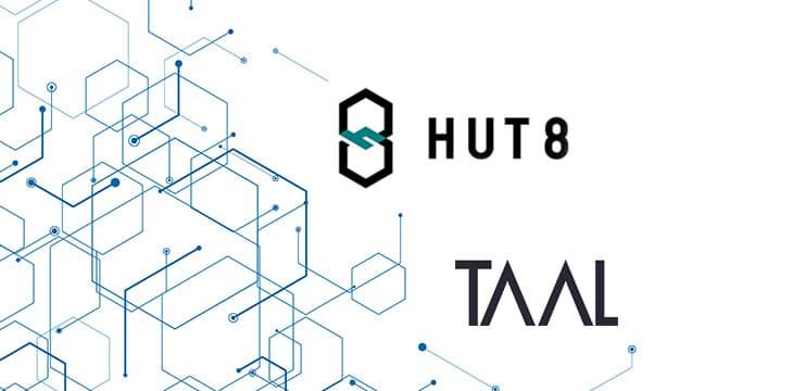 Enterprise Blockchain Processor, TAAL, becomes Hut 8's Newest Hosting Services Partner