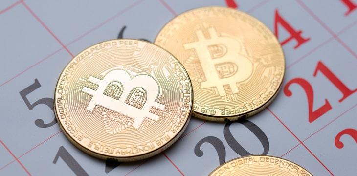 Fateful days in Bitcoin