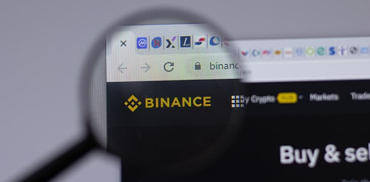 What happened to BSV coins left in Binance wallets after 2019?