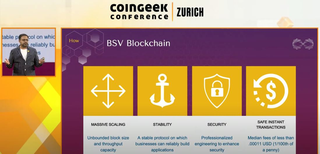 BSV Blockchain