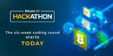 第四届Bitcoin SV编程马拉松今日正式开启, 本次大赛将聚焦点对点应用, 10万美元奖金等你来拿