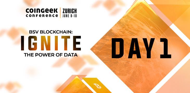 Watch CoinGeek Zurich Day 1 live