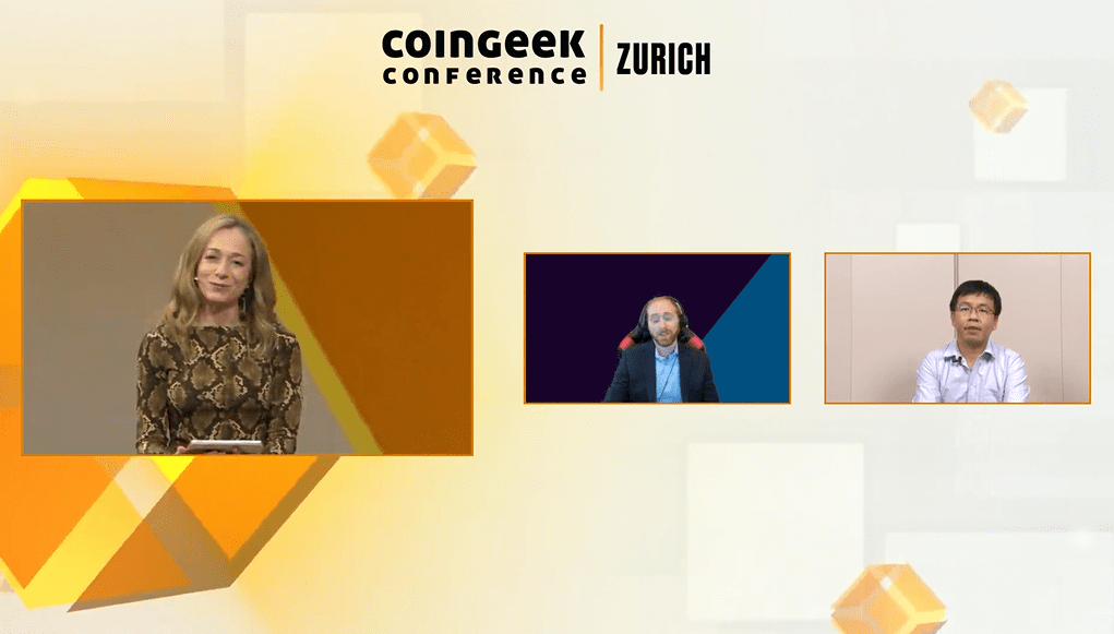 CoinGeek Zurich panelists