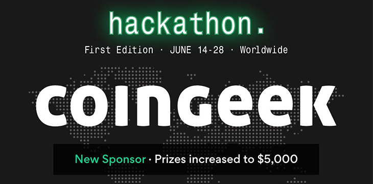 HandCash Hackathon ups the stake—prize pool rises to $5,000