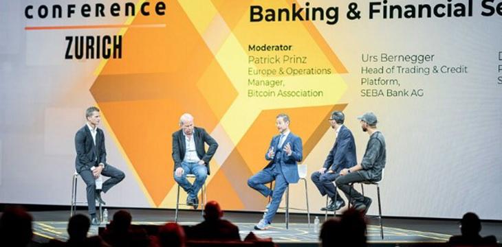 El panel de CoinGeek Zurich analiza las oportunidades de blockchain para la antigua innovación bancaria y financiera
