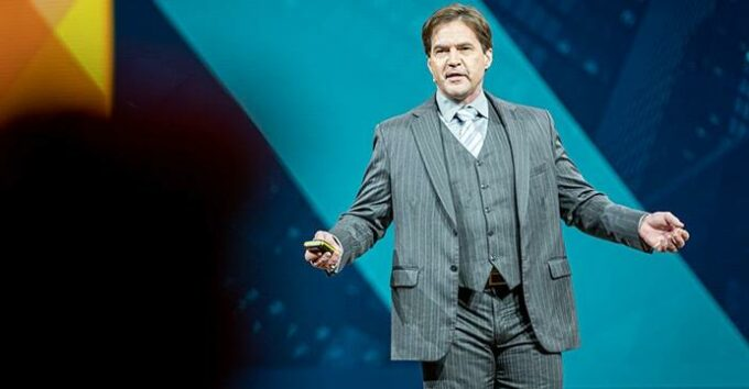 Craig Wright: We're going to destroy their business model