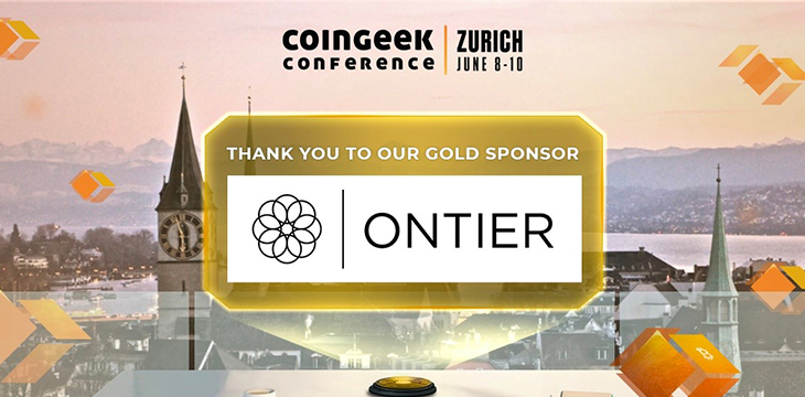 CoinGeek Zurich 2021 sponsor spotlight: ONTIER, a legal champion for digital currency firms and investors - CoinGeek