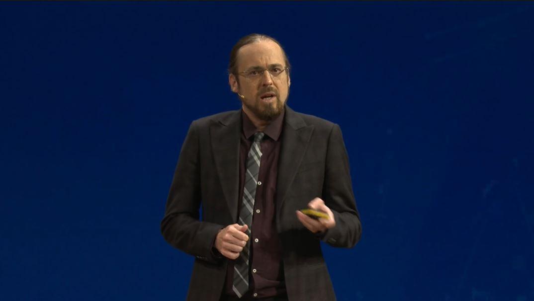 Steve Shadders at CGC Zurich