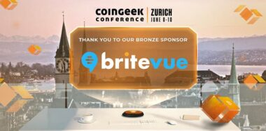 CoinGeek Zurich 2021 sponsor spotlight: CEO Connor Murray on how Britevue will fix problems in reviews space