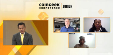 CoinGeek Zurich: Building the future of Africa on blockchain