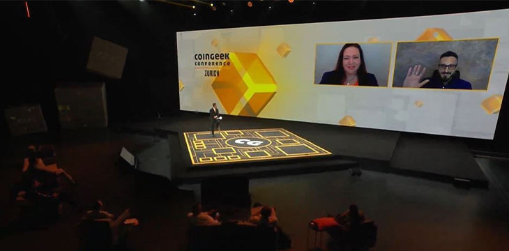 CoinGeek Zurich: How blockchain can improve healthcare data management