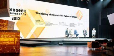 CoinGeek苏黎世大会回顾货币历史,展望比特币未来