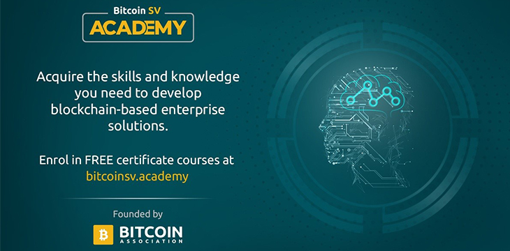 Bitcoin SV Academy: Get Certificate 1 level qualification with 'Introduction to Bitcoin Theory' course - CoinGeek