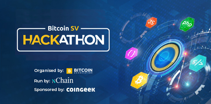 4th Bitcoin SV Hackathon coding round ends July 26 - CoinGeek