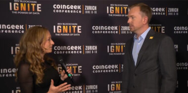Veridat's Phillip Runyan talks how BSV can transform pharmaceuticals on CoinGeek Backstage