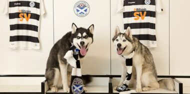 Ayr United celebrates 10-year anniversary with Paul Dogba, Kenny Dog-Leash
