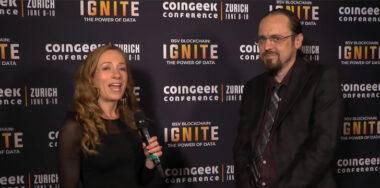 CoinGeek Backstage:Steve Shadders讨论为BSV建造Teranode