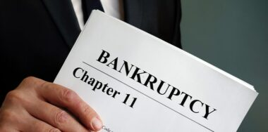 Digital currency trader blocked from bankruptcy filing by SEC action