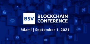 比特币协会即将在迈阿密举办BSV区块链大会