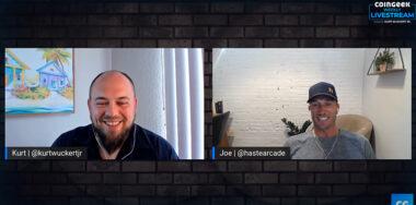 Joe DePinto在《CoinGeek每周直播》上表示:期待即将推出的Haste公测版平台上的令人兴奋的新功能