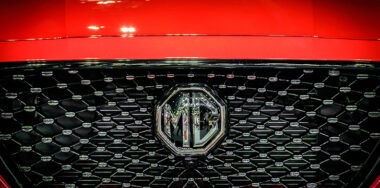 MG to roll out new SUV with blockchain digital passport