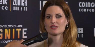 CoinGeek Backstage: Tina Balzli talks intersection of blockchain, digital currencies and law