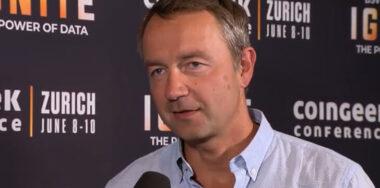 DLT Finance Group's Roger Wurzel talks future of trading on CoinGeek Backstage