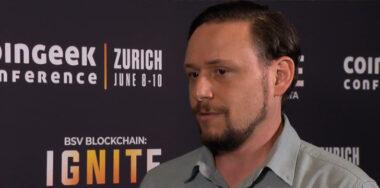Luke Rohenaz加入CoinGeek Backstage:TonicPow降低了通过区块链进入市场的门槛