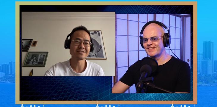 BSV数据服务正在创造全新的市场:BSVdata公司的李峰加入了《The Bitcoin Bridge》节目
