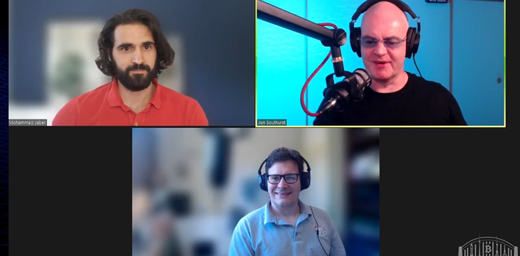Signavera founders Brendan Lee and Mo Jaber on The Bitcoin Bridge: Complex services for Bitcoin businesses all in one place