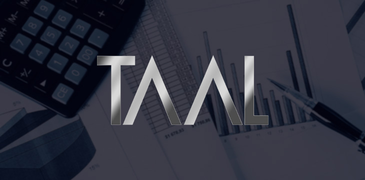 TAAL announces preliminary Q3 2021 revenue guidance of $11.5 to $12 million