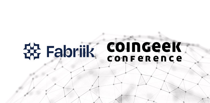 CoinGeek confirms Fabriik as Platinum Sponsor for its New York Conference (Oct 5-7)
