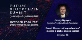 Are there 'secret ingredients' to a global crypto capital? Jimmy Nguyen joins Future Blockchain Summit in Dubai