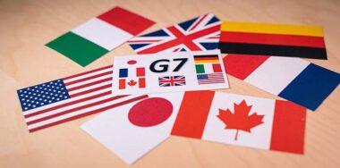 G7 financial leaders reach agreement on digital currencies
