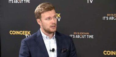 Marcin Zarakowski and Ahmed Yousif talk regulation and gov't adoption on CoinGeek TV