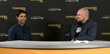Actor Adrian Grenier discusses environment and sustainability on CoinGeek TV