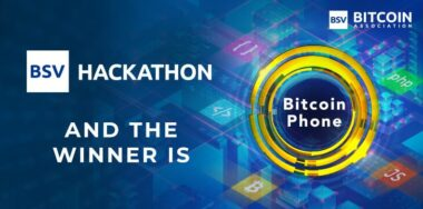 Bitcoin Phone wins 4th Bitcoin SV Hackathon in New York City