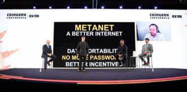 Building back better, internet blockchain edition