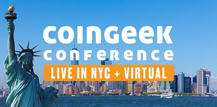CoinGeek New York (Sheraton NY Times Square Oct 5-7, 2021) leading names join speaker line up at CoinGeek Conference NY – 'It's About Time'