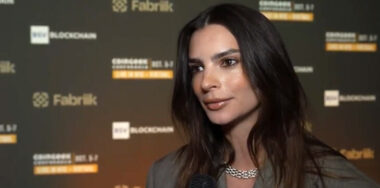 Emily Ratajkowski on CoinGeek Backstage: How blockchain and NFTs enable ownership over one's images