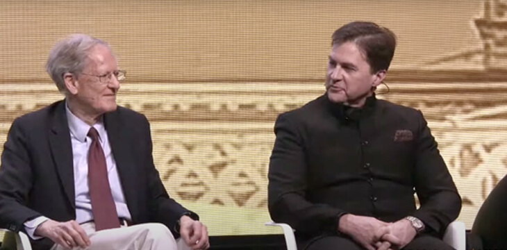 Discussion with George Gilder and Dr. Craig Wright
