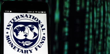 IMF warns of global financial system 'contagion risk' from stablecoins