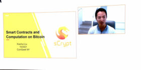 sCrypt's Xiaohui Liu explores smart contracts & computation on Bitcoin at CoinGeek New York