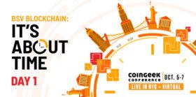 观看CoinGeek纽约大会首日直播:iGaming、电子竞技、元宇宙等